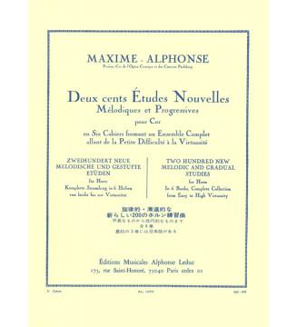 200 Études Nouvelles...