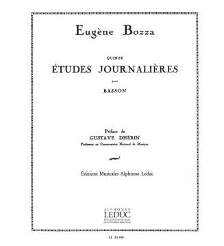 15 Etudes journalières Op.64