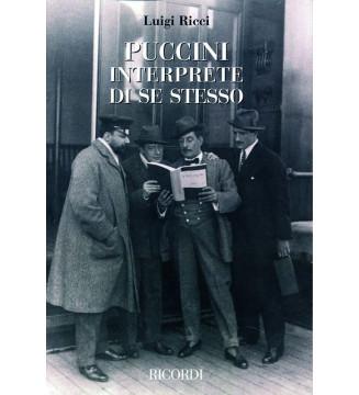 Puccini Interprete Di Se...