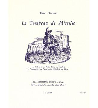 Henri Tomasi: Le Tombeau de...
