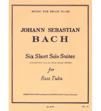 6 Short solo Suites