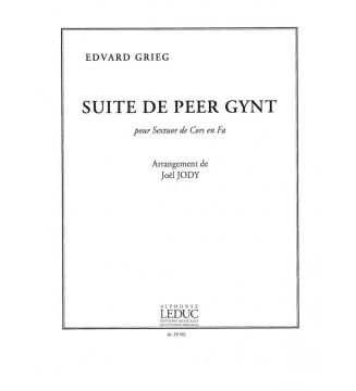 Suite de Peer Gynt