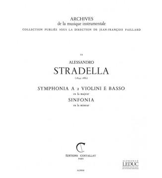 Symphonia in F major, pour...