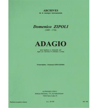 Adagio Per Oboe Violoncello...