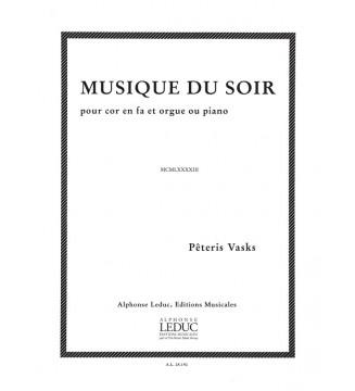 Pêteris Vasks: Musique du Soir