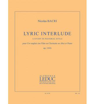 Lyric Interlude