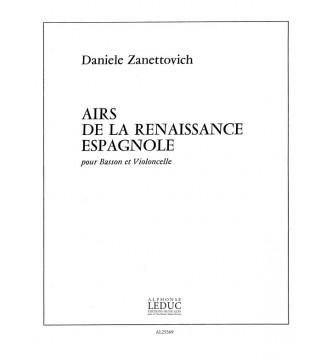 Airs de la Renaissance...