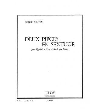 2 Pieces en Sextuor