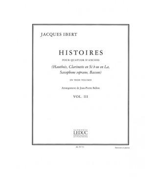 Ballon Ibert Histoires v.3...