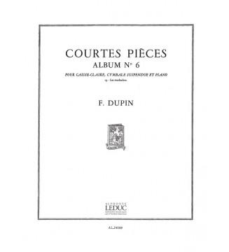 Dupin François : Courtes...