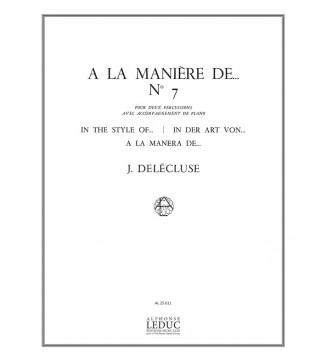 A La Maniere De N07