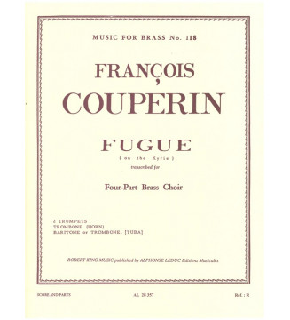 Fugue On The Kyrie