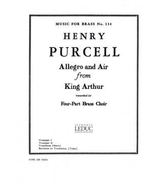 Allegro And Air Fr.King Arthur