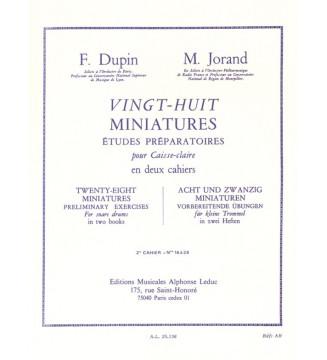 28 Miniatures