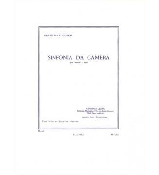 Sinfonia da Camera, for...