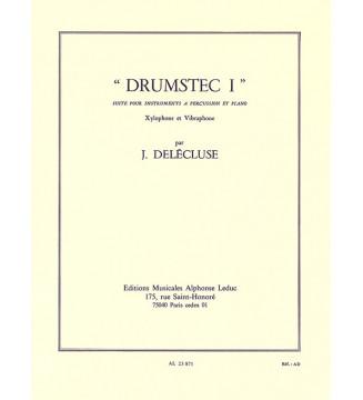 Delecluse Jacques: Drumstec 1
