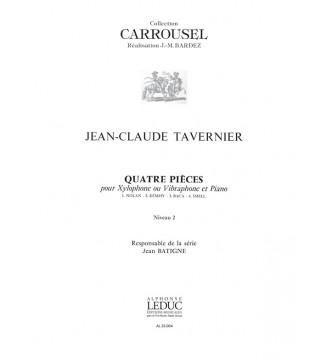 4 Pieces -C.Carrousel