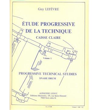Etude Progressive de la...