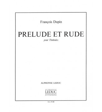 Prelude Et Rude