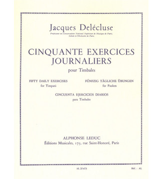 50 Exercices Journaliers