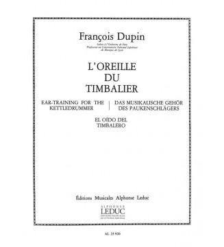 Dupin François : LOreille...