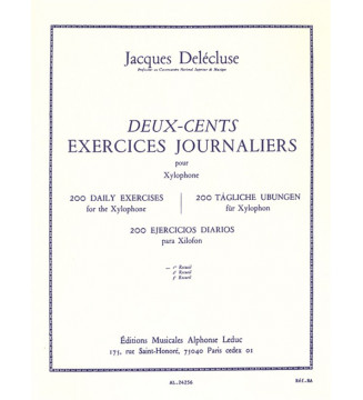200 Exercices Journaliers