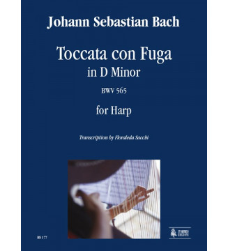 Toccata Con Fuga In D Minor