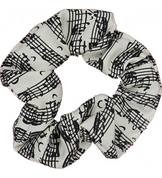 Scrunchie Sheet music chamois