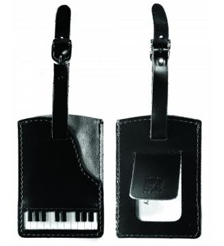 Italian Leather Luggage Tag...