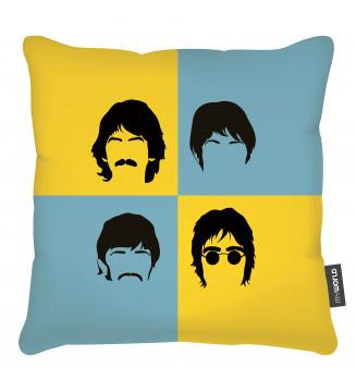 Cushion Pop Art The Beatles