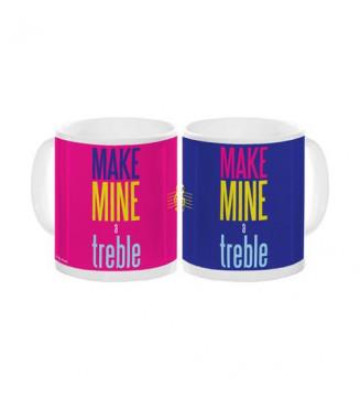 Make Mine A Treble Mug