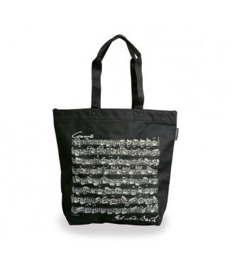 Shopper Bach black