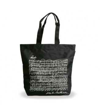 Shopper Beethoven black