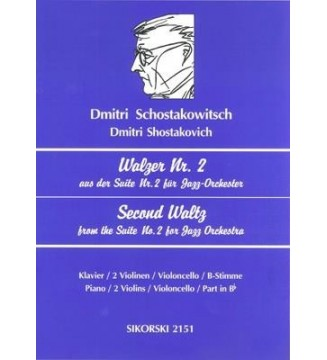 Second Waltz (2e Jazz Suite)