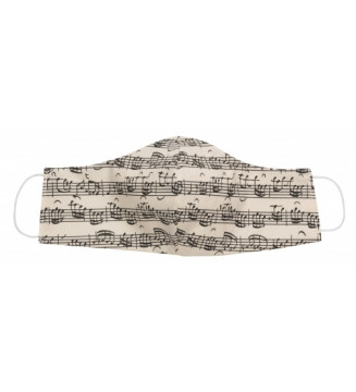Beak mask Sheet music