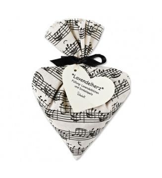 Lavender heart Sheet Music