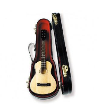 Miniature Guitar in box