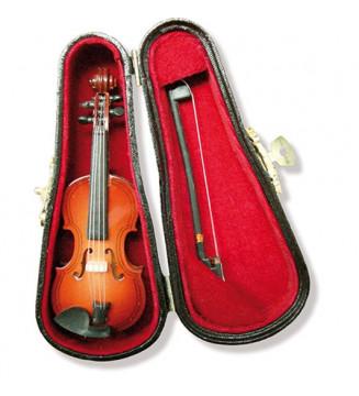 Miniature Violin in box