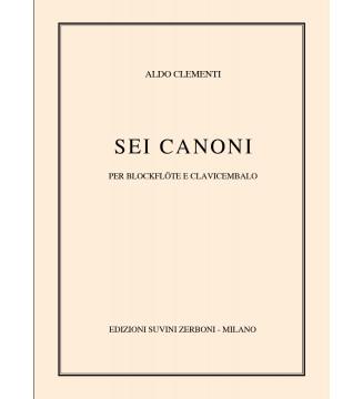 Sei Canoni (1990)