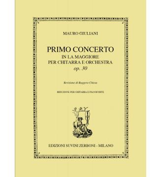 Primo Concerto in La...