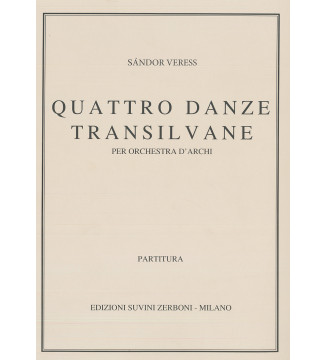 Quattro danze Transilvane