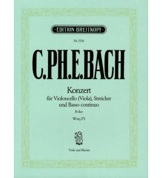 Violoncello Concerto in Bb...