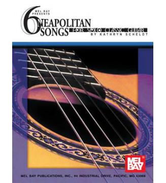 6 Neapolitan Songs For Solo...