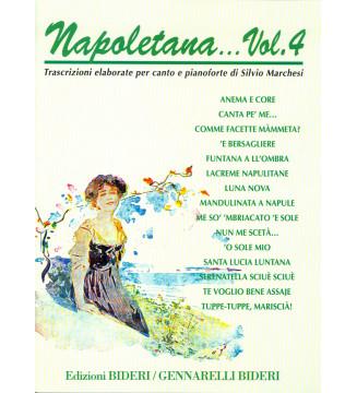 La Canzone Napoletana Vol. 4