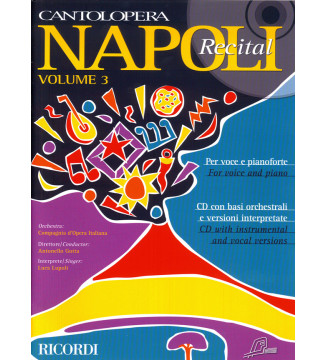 Cantolopera: Napoli Recital...