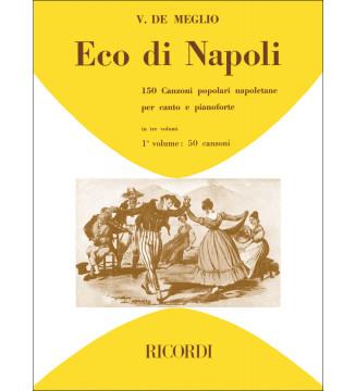 Eco Di Napoli:150 Canzoni...