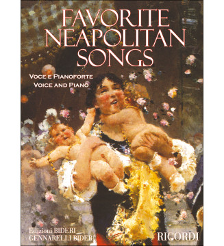 Favorite Neapolitan Songs