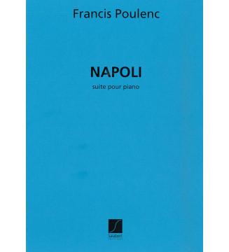 Suite Napoli For Piano