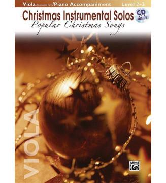 Popular Christmas Songs for...