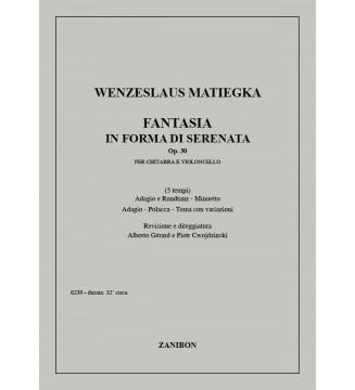 Fantasia In Forma Di...